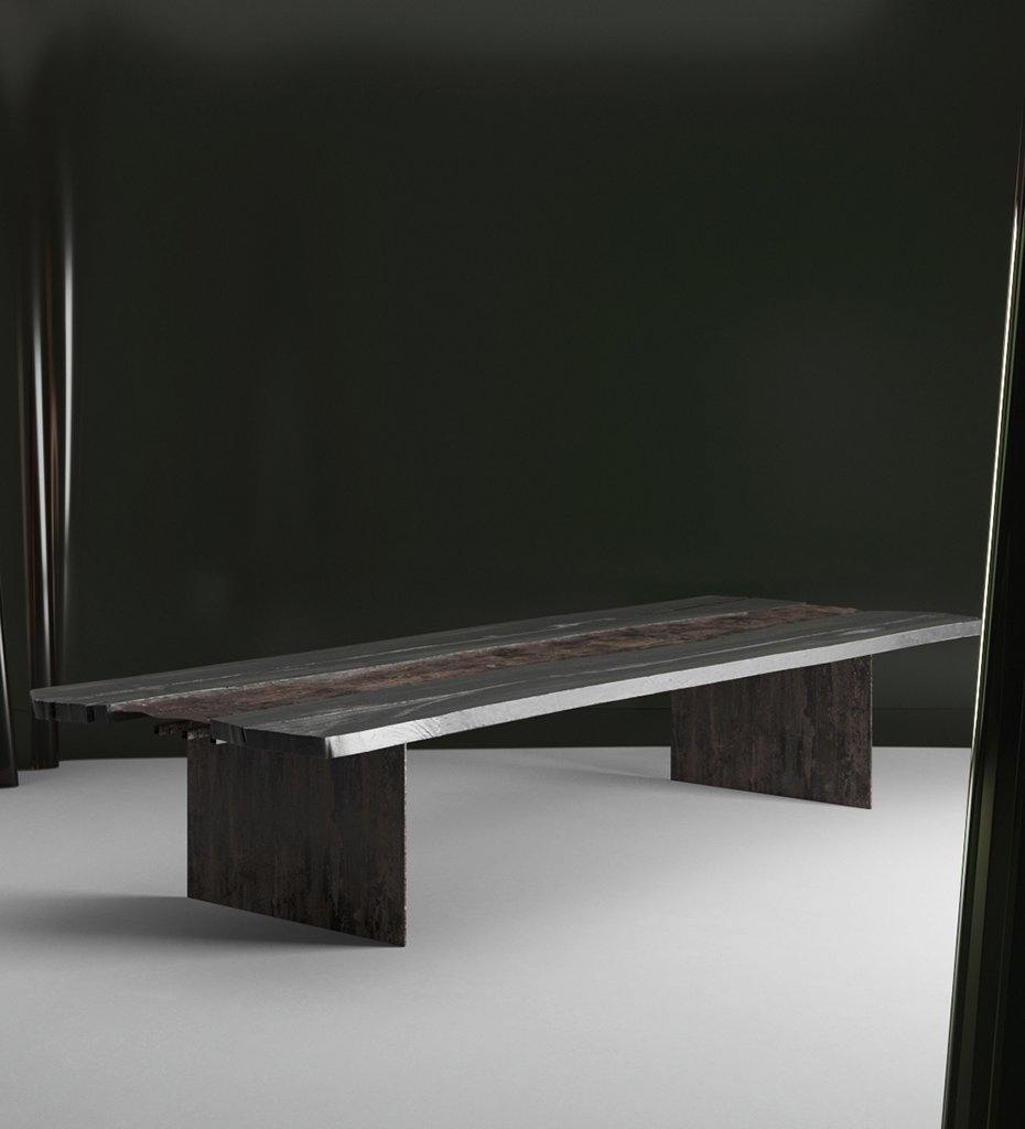 lifestyle, Sergey Makhno Dnipro Dining Table