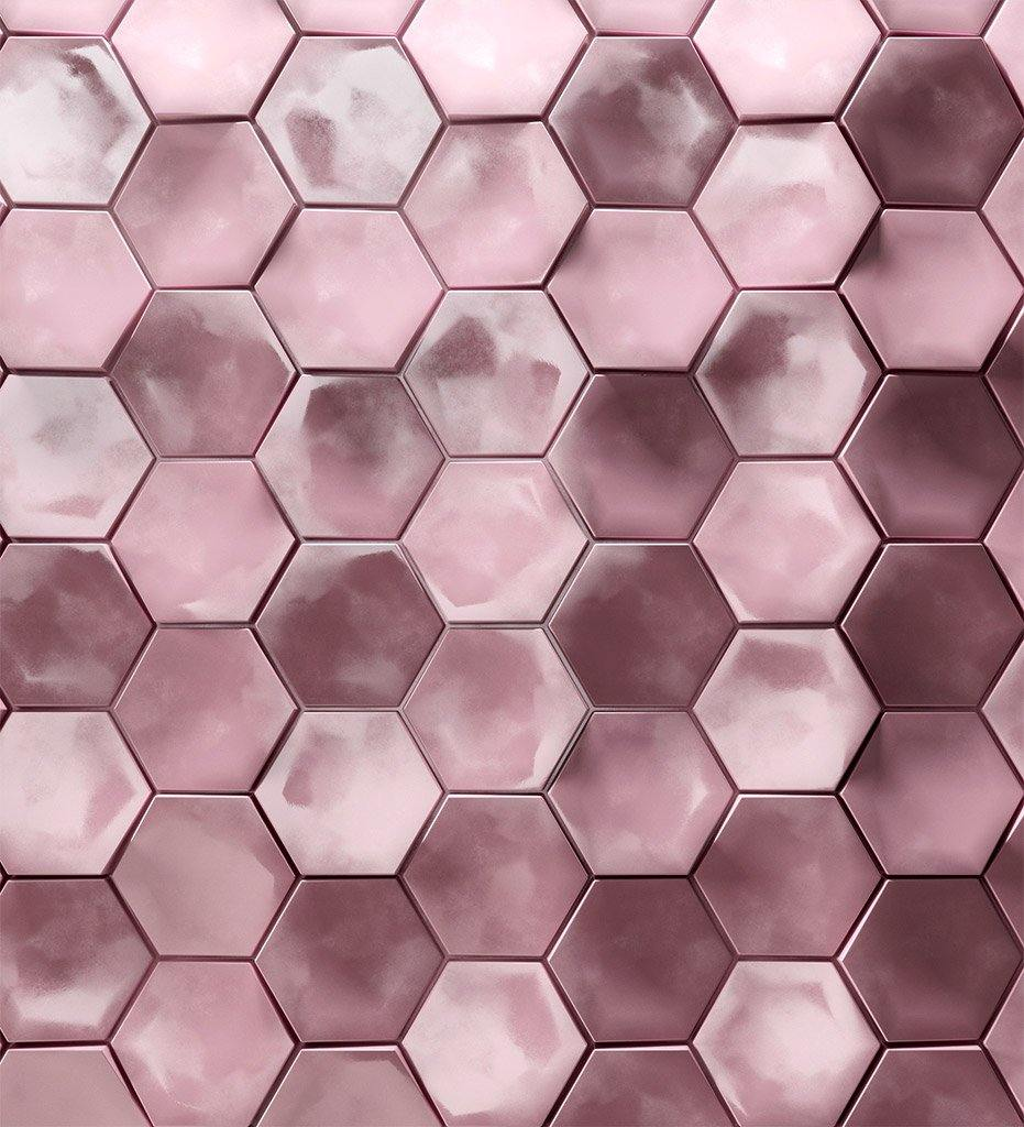 Sergey Makhno Honeycomb Wall Tile