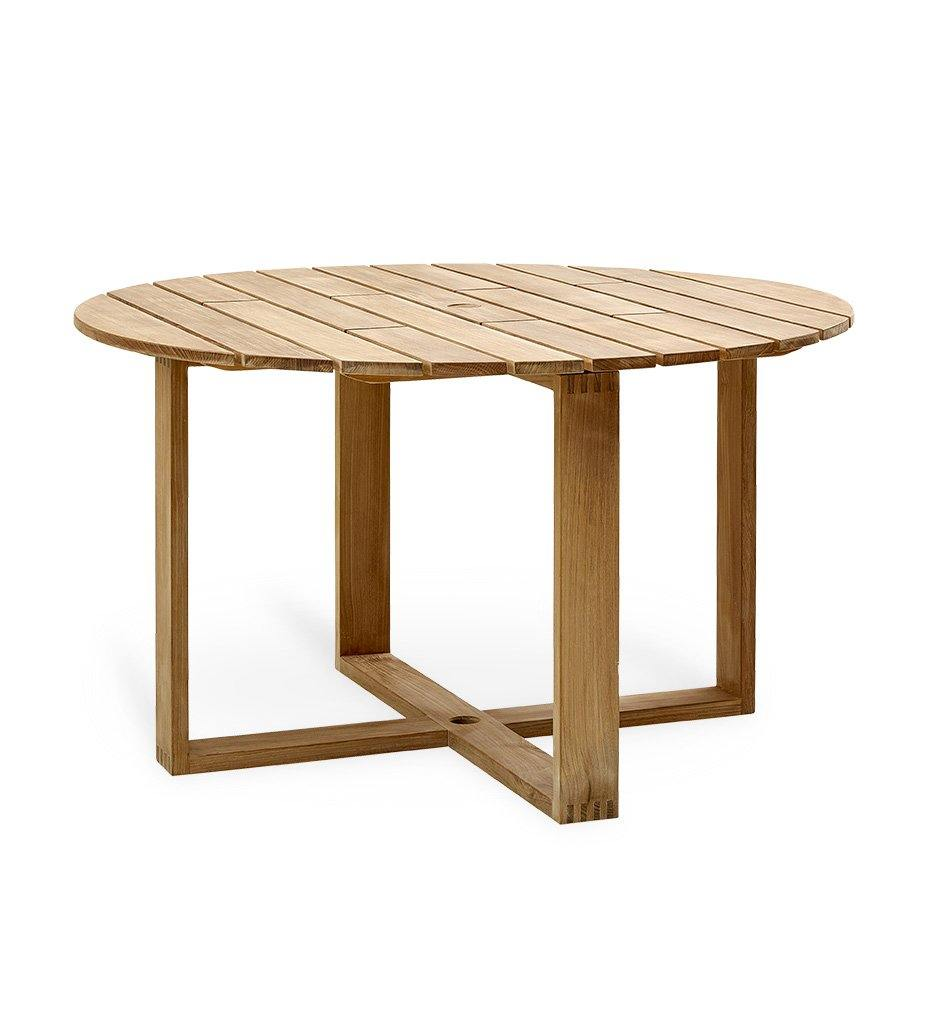 Cane-line Endless Outdoor Teak Table - Round Small 5071T