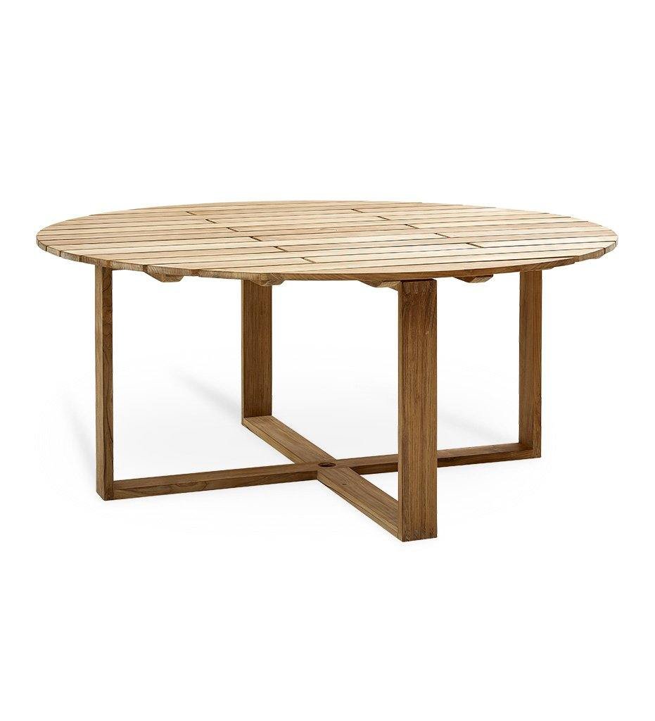 Cane-line Endless Outdoor Teak Table - Round Large 5072T