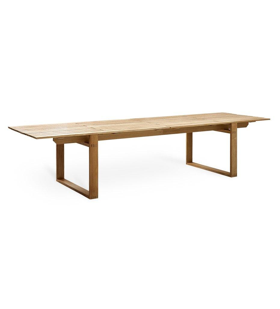 Cane-line Endless Outdoor Teak Dining Table - Rectangle Large 5076T