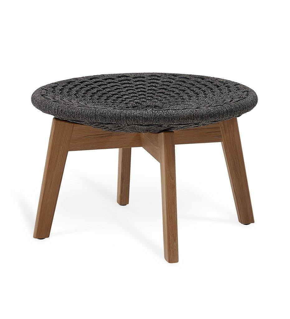 Cane-line Peacock Outdoor Coffee Table Teak Rope 5358RODGT