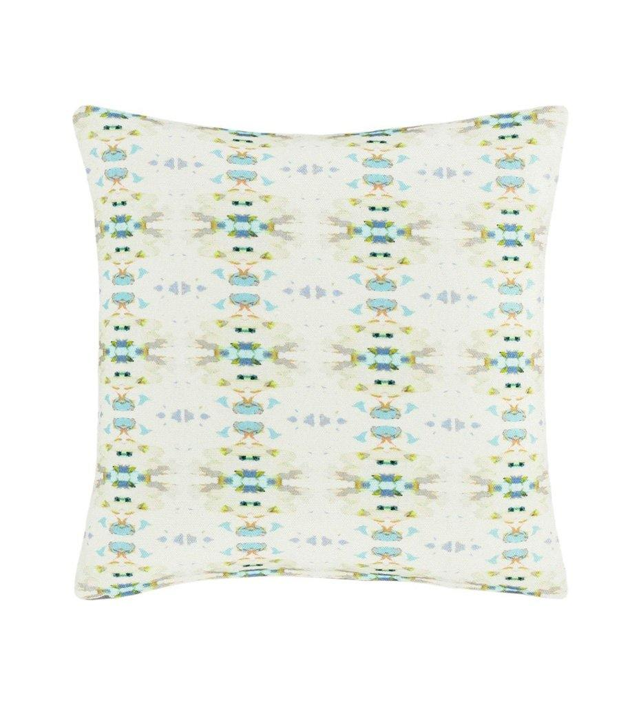 Annie Selke Pine Cone Hill Blue Ridge Indoor Outdoor Decorative Pillow