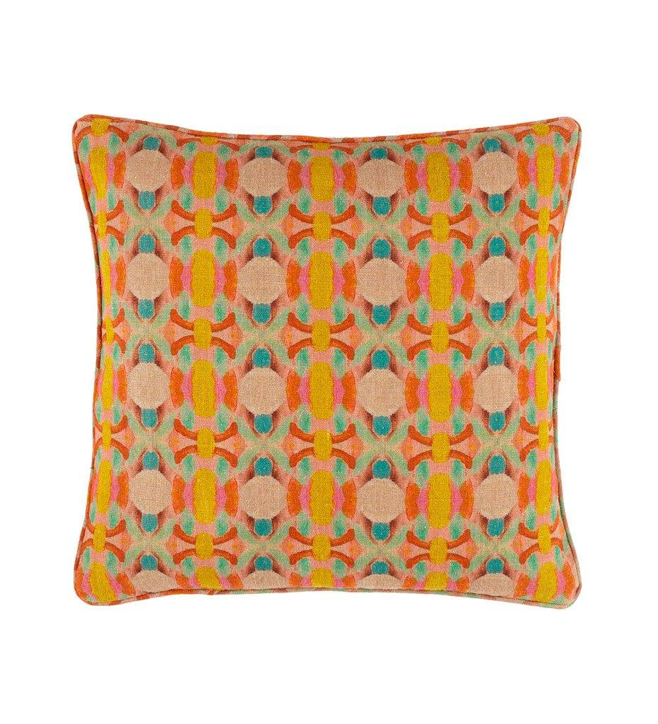 Annie Selke Apex Linen Decorative Pillow