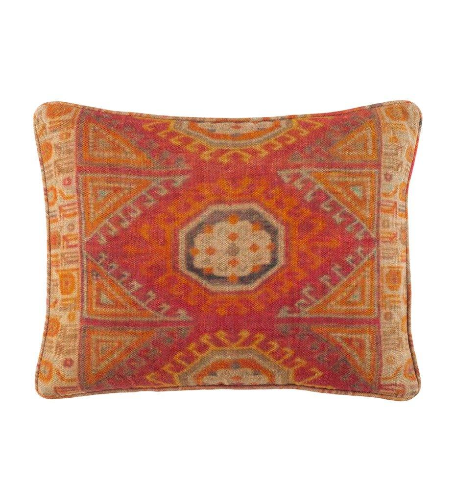 Annie Selke Mirella Linen Decorative Pillow