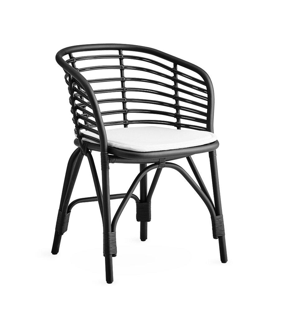Cane-line Blend Chair Indoor Black Rattan 7430RS