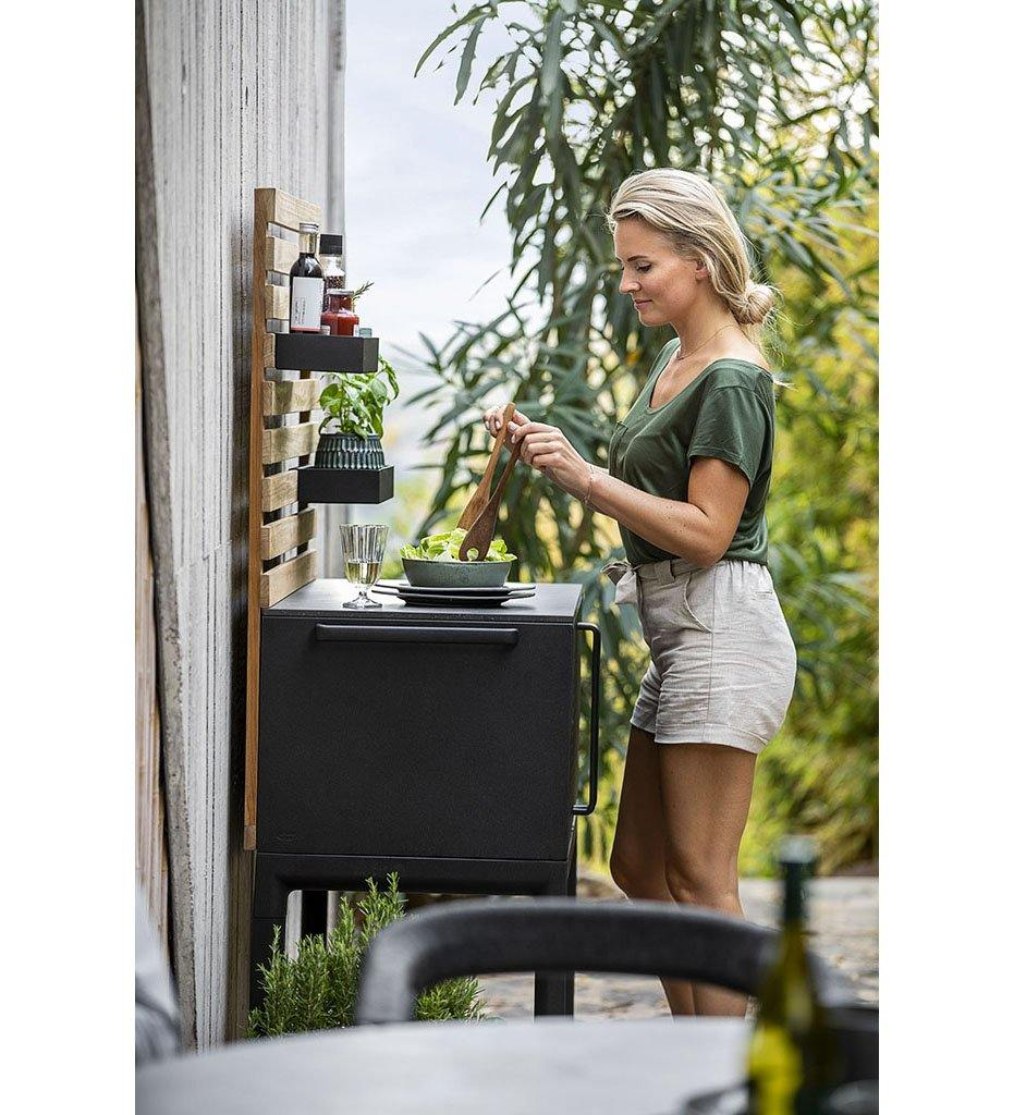 Cane-line Drop Outdoor Kitchen Single Module 3549AL