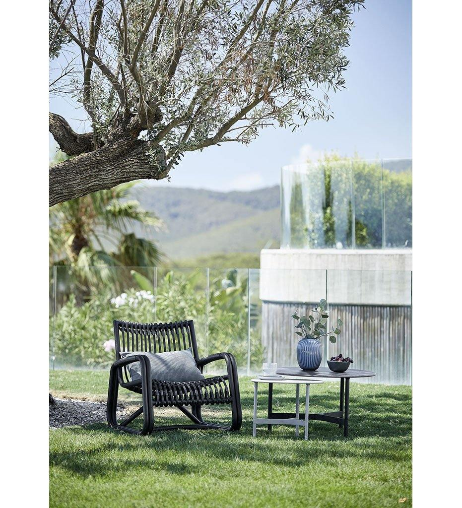 Curve Lounge Chair Outdoor Juniper House