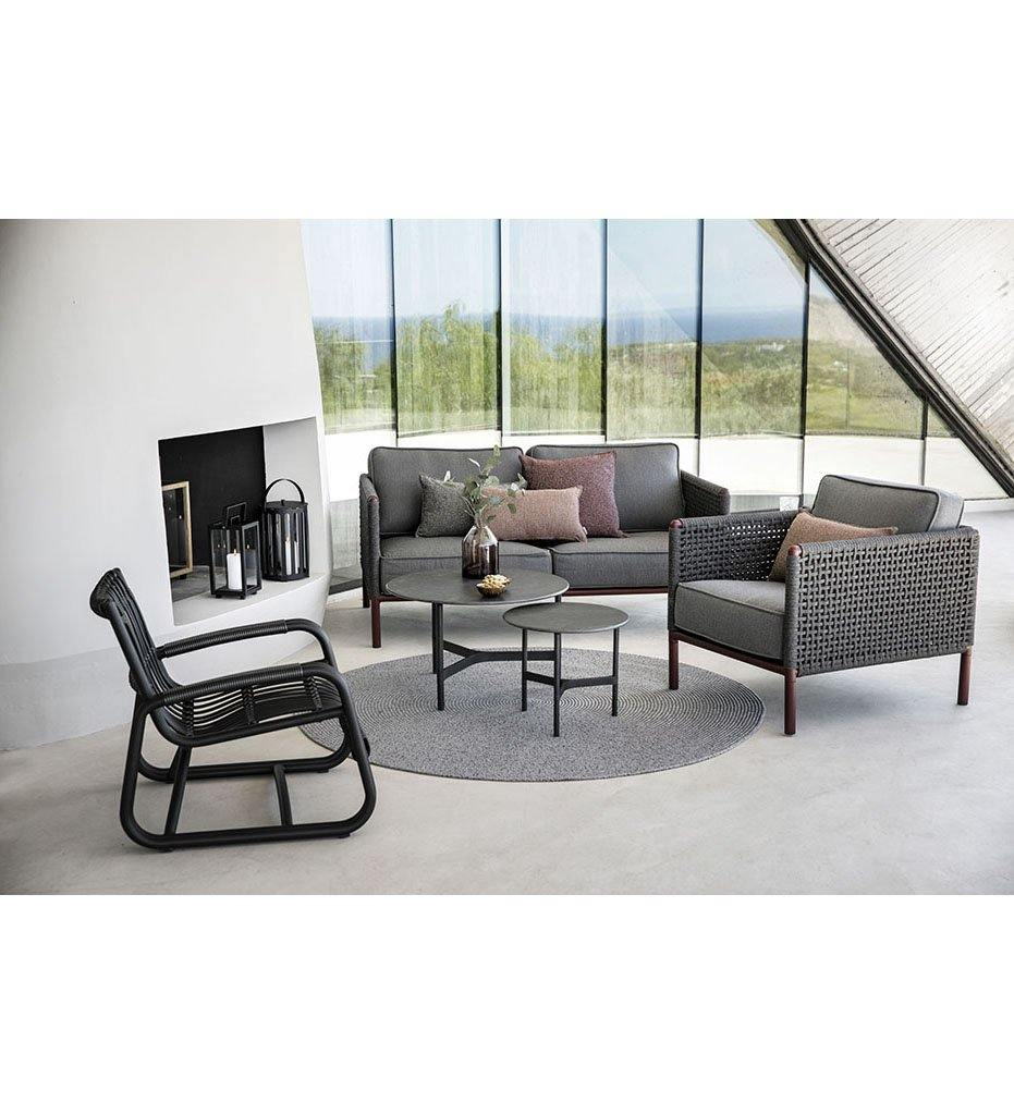 Picture of: Curve Lounge Chair Outdoor Juniper House