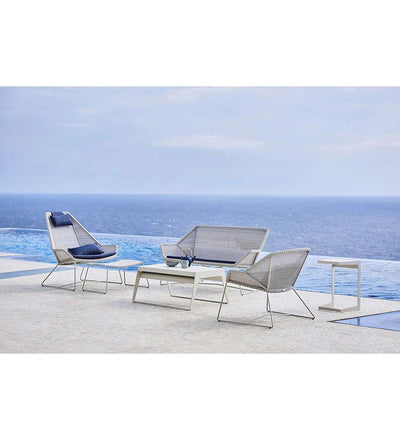 lifestyle, Cane-Line-Breeze 2-seater sofa