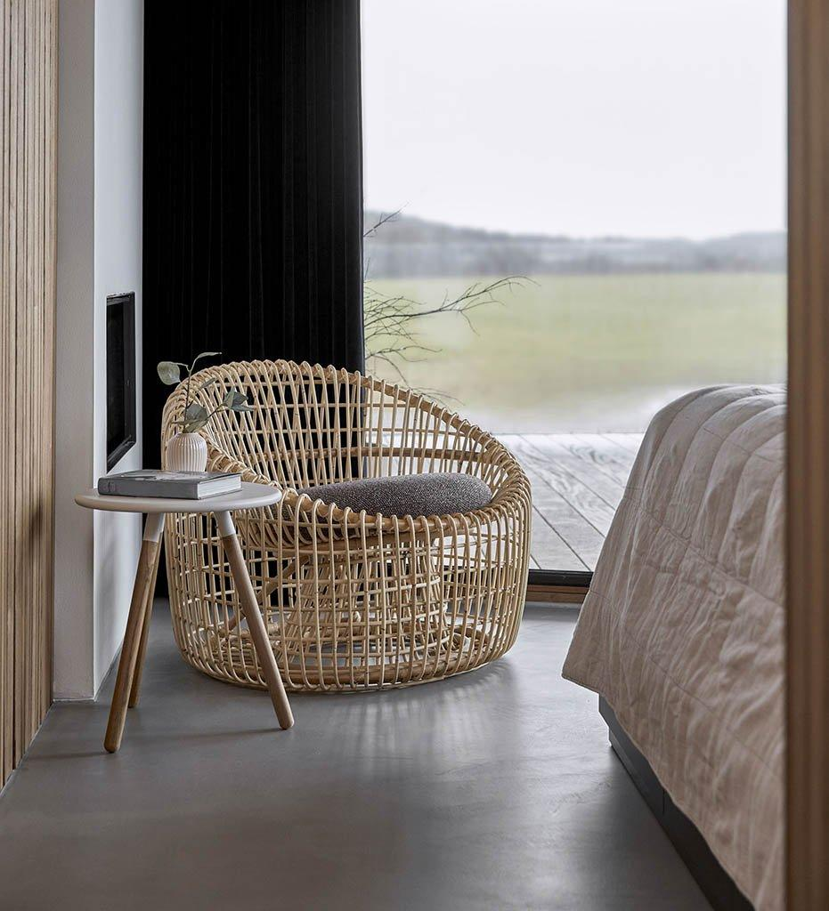 Nest Round Chair - Indoor