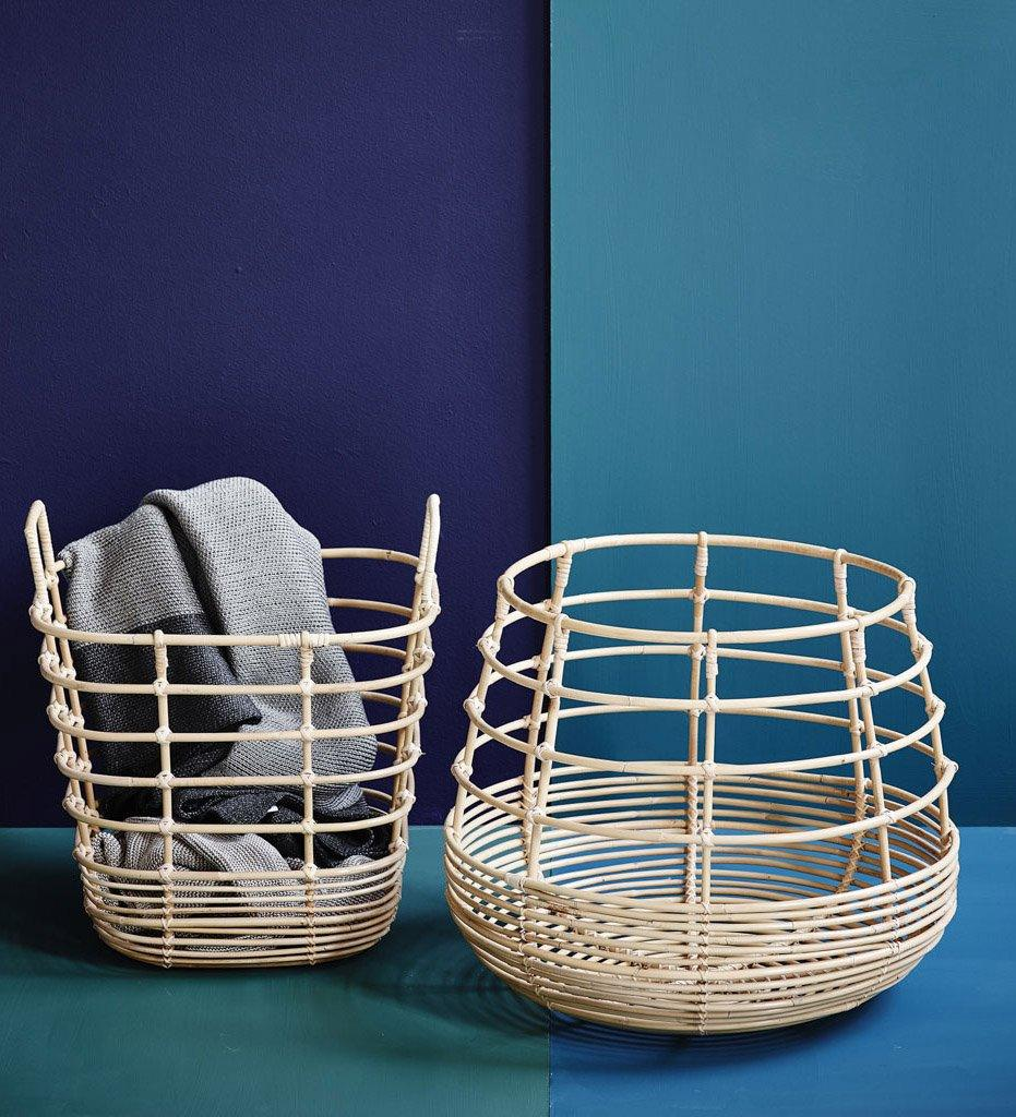 Sweep Basket - Round