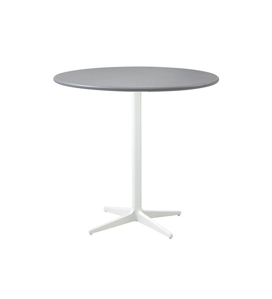 Drop Cafe Table Base - Round Tops