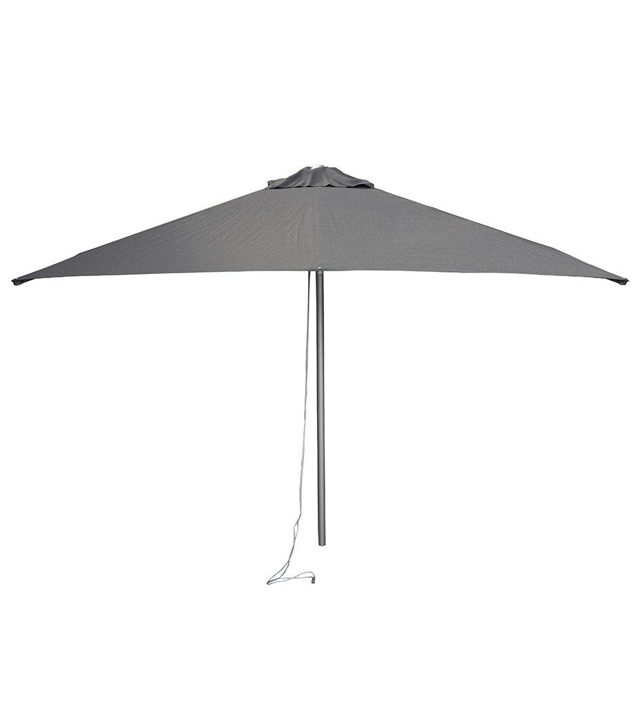 Harbour Umbrella with Pulley - Polyester 6.5 x 6.5