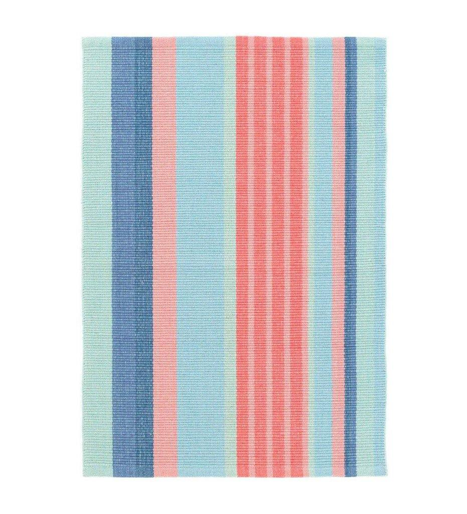 Dash and Albert Aruba Stripe Woven Cotton Rug