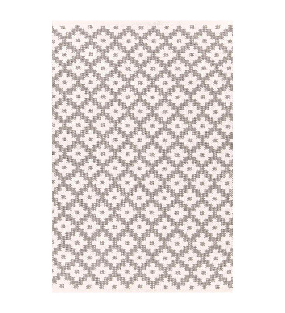 Dash and Albert Samode Fieldstone/Ivory Indoor/Outdoor Rug