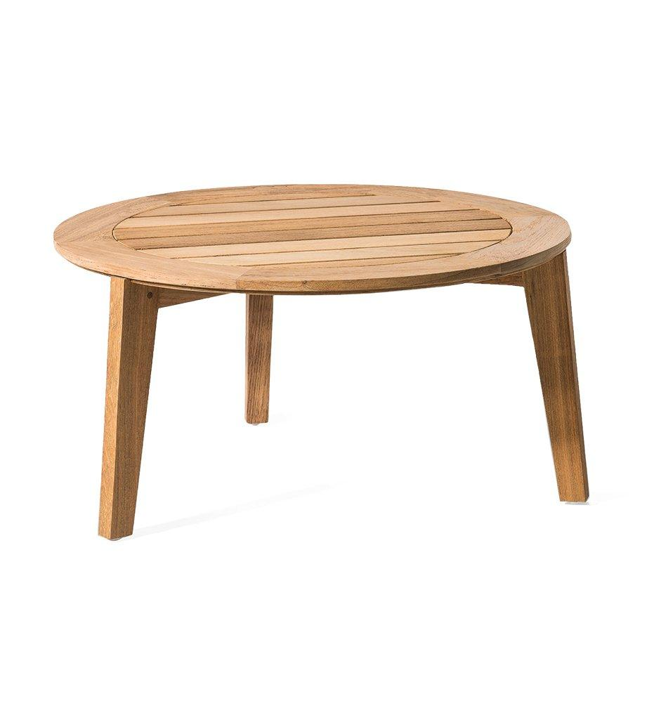 Picture of: Attol Teak Side Table Large Juniper House