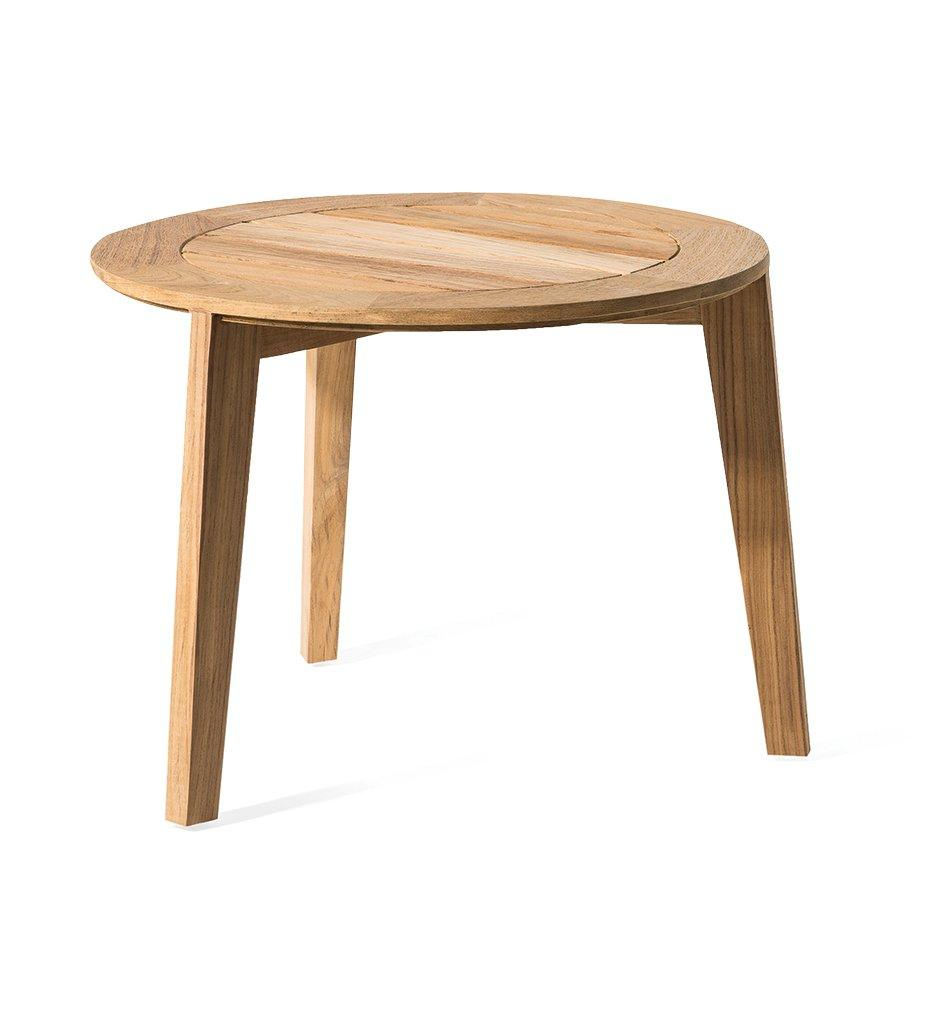 Attol Teak Side Table - Medium