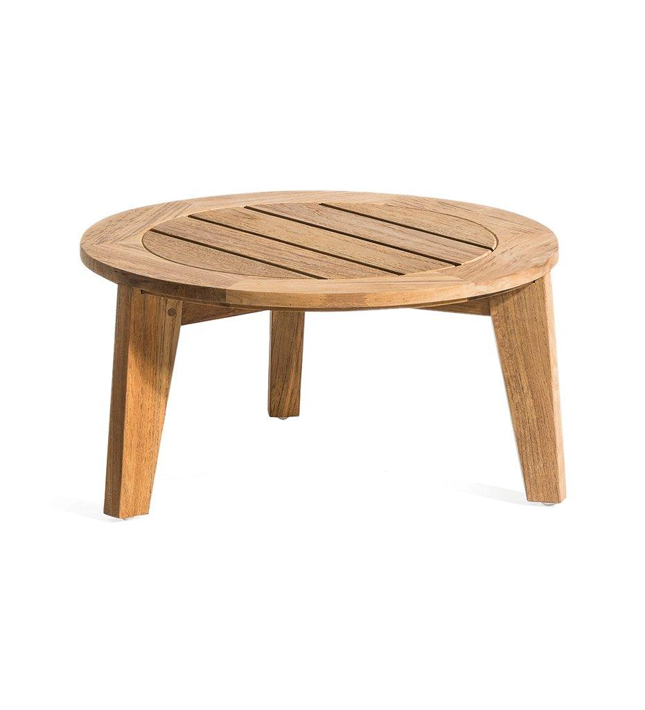 Attol Teak Side Table Small | Teak Frame | Oasiq | Outdoor