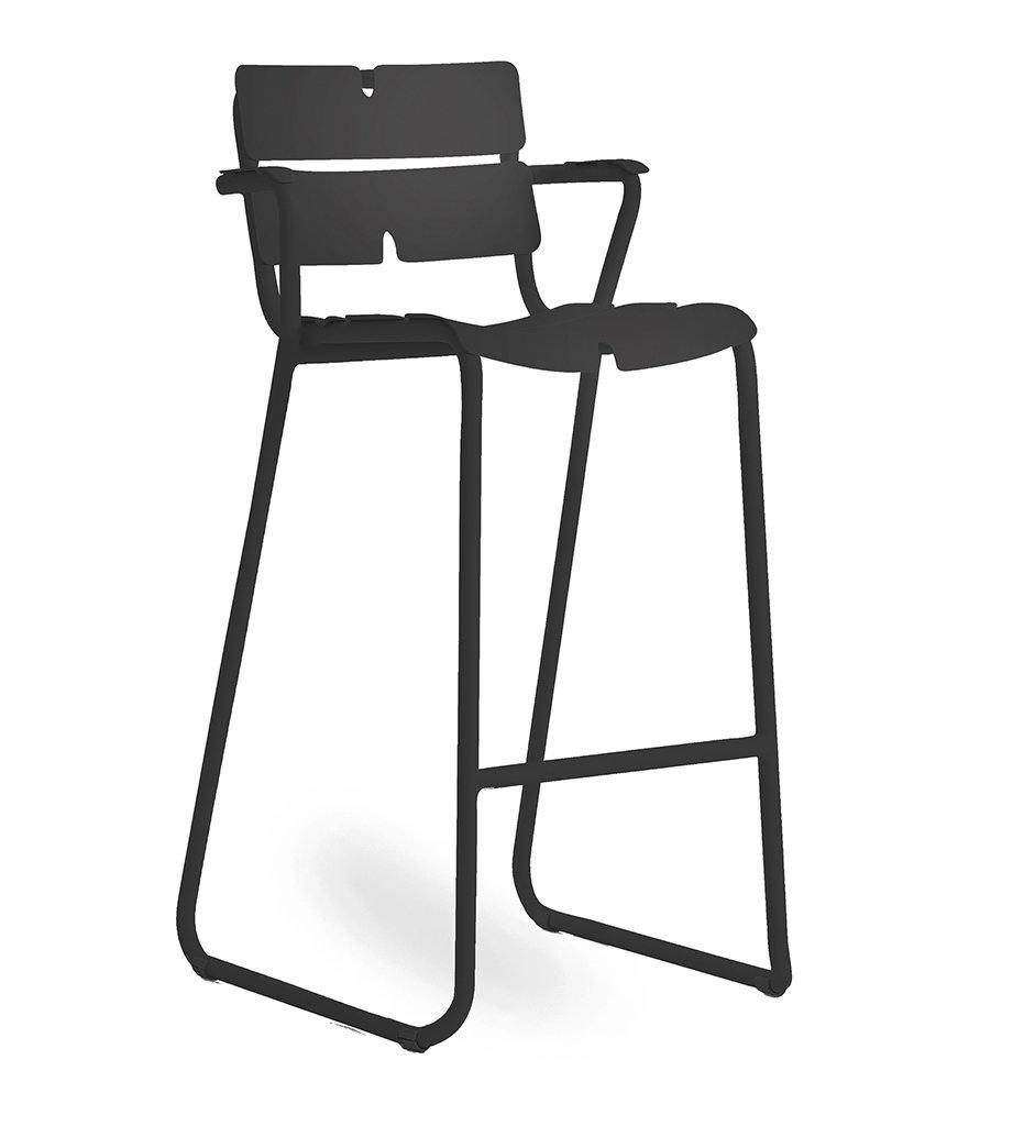 OASIQ Corail Bar Stool - Arm