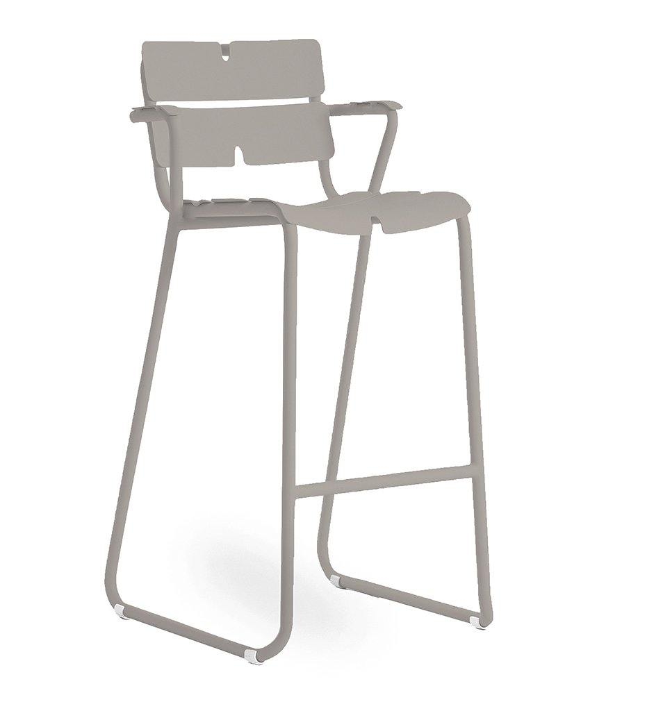 OASIQ Corail Bar Stool - Arm.