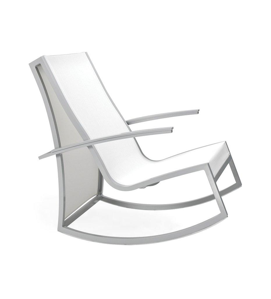 Oasiq Delancey Spindel Outdoor Rocking Chair