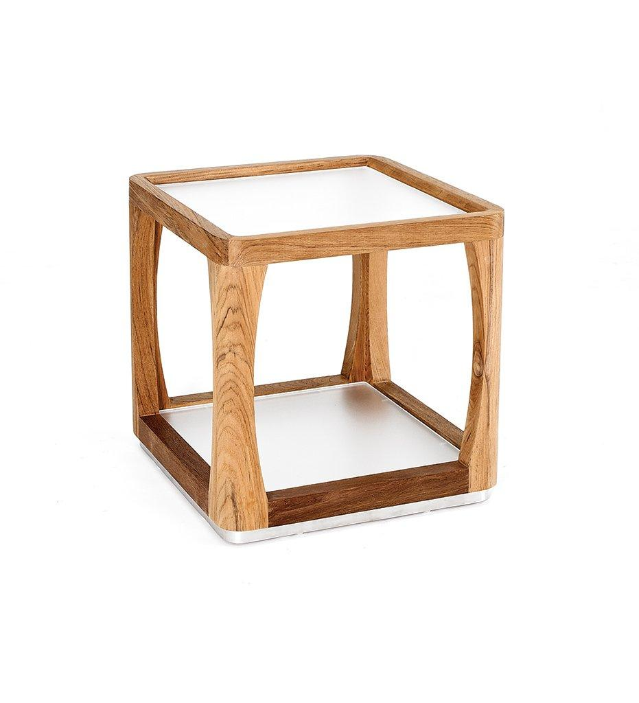 OASIQ Limited 400 Side Table - Square
