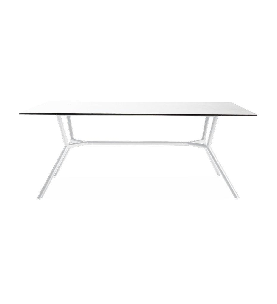 Reef Dining Table - Aluminum Base / Small