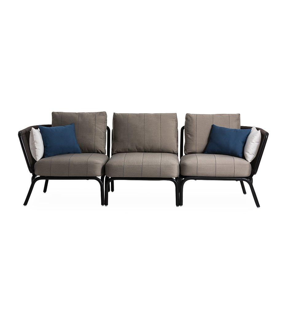 OASIQ Yland Three Seater Sofa