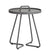 On the Move Outdoor Aluminum Side Table - Small - Light Grey 5065AI