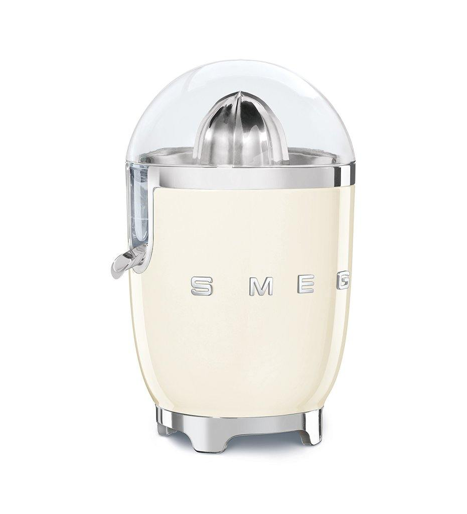 SMEG cream citrus juicer