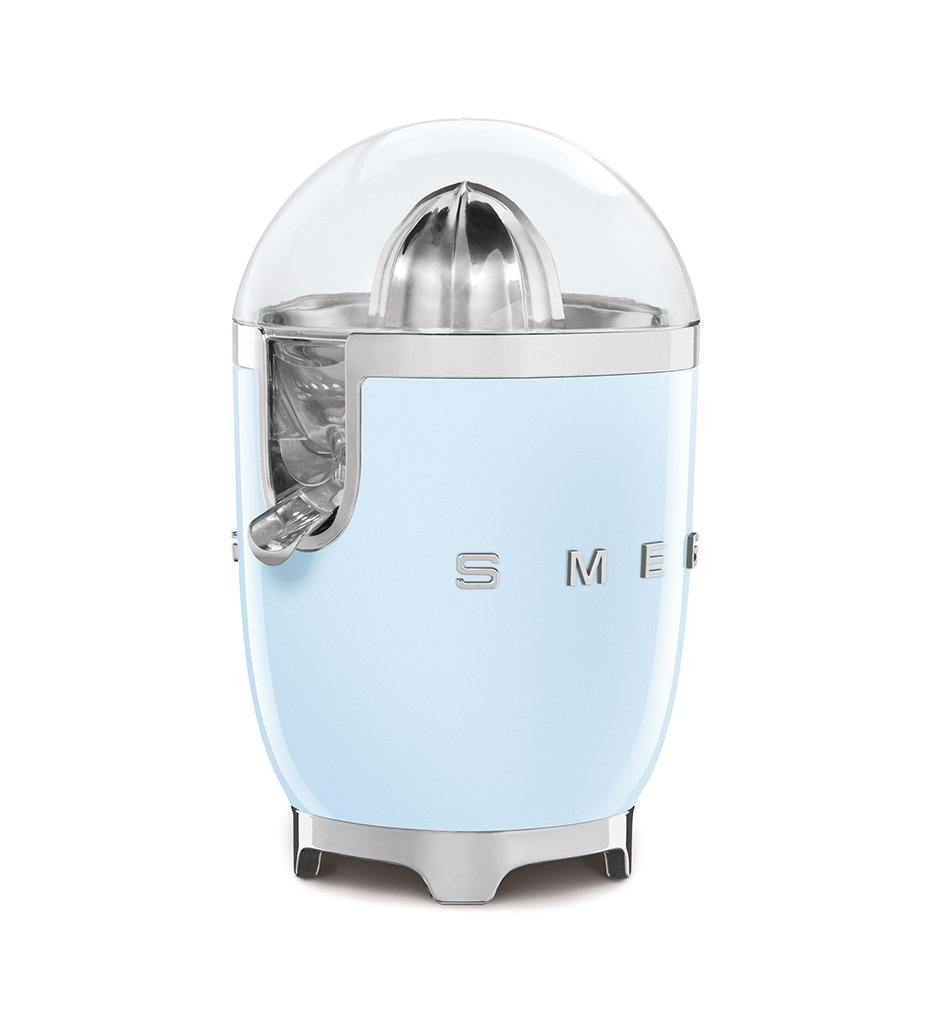 SMEG pastel blue citrus juicer