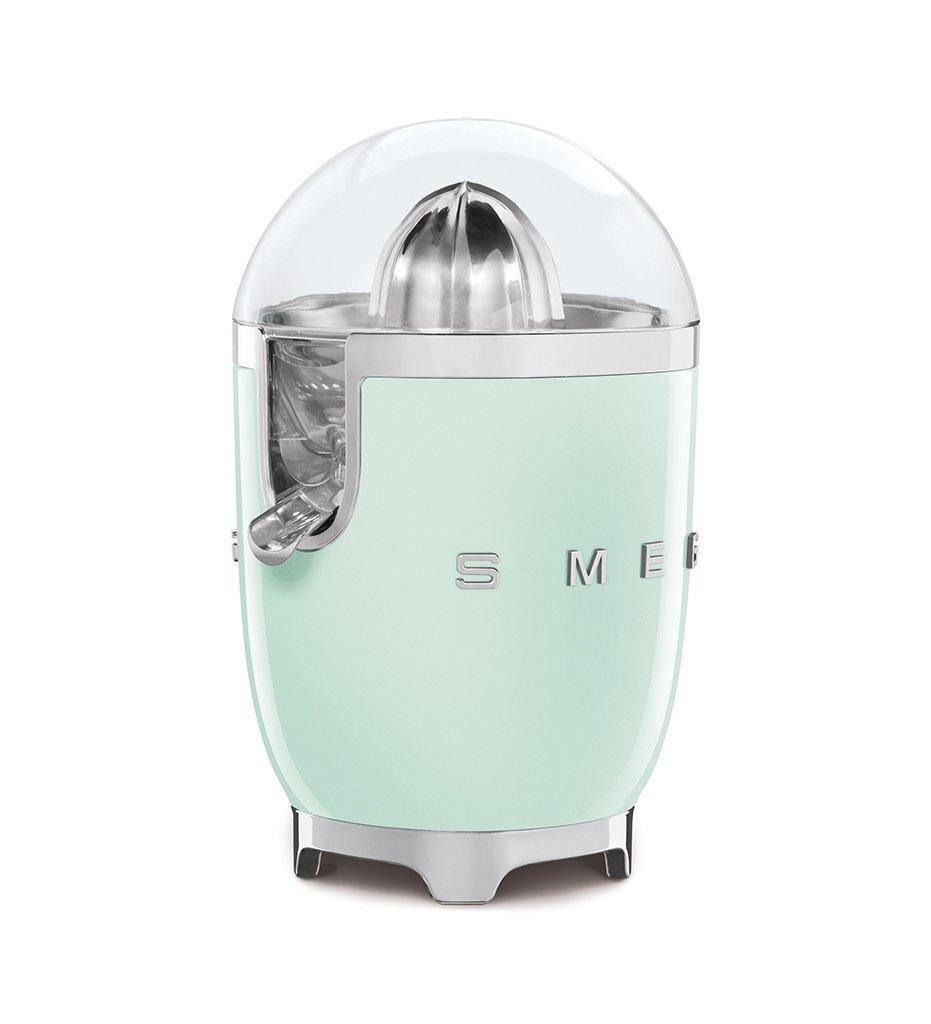 SMEG pastel green citrus juicer