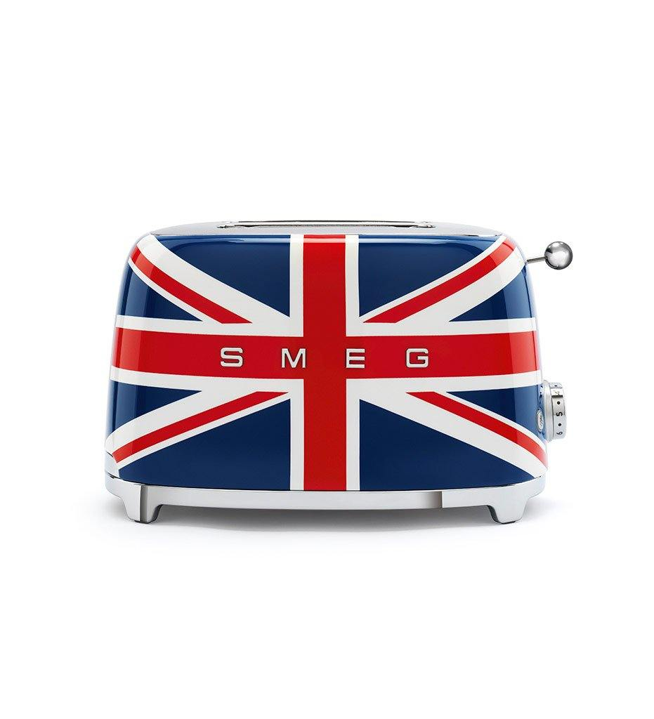 SMEG 2-Slice Toaster (Union Jack)