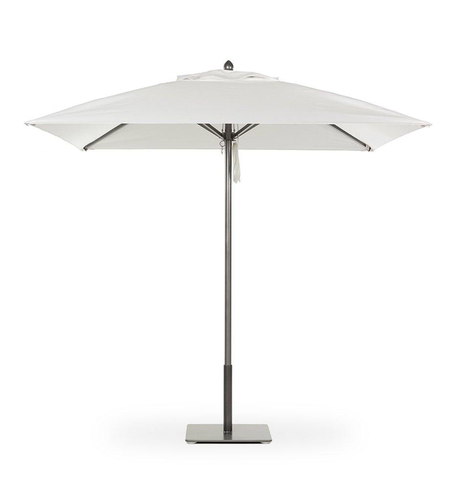 Juniper House-Santa Barbara Designs-Paseo Aluminum Square Umbrella