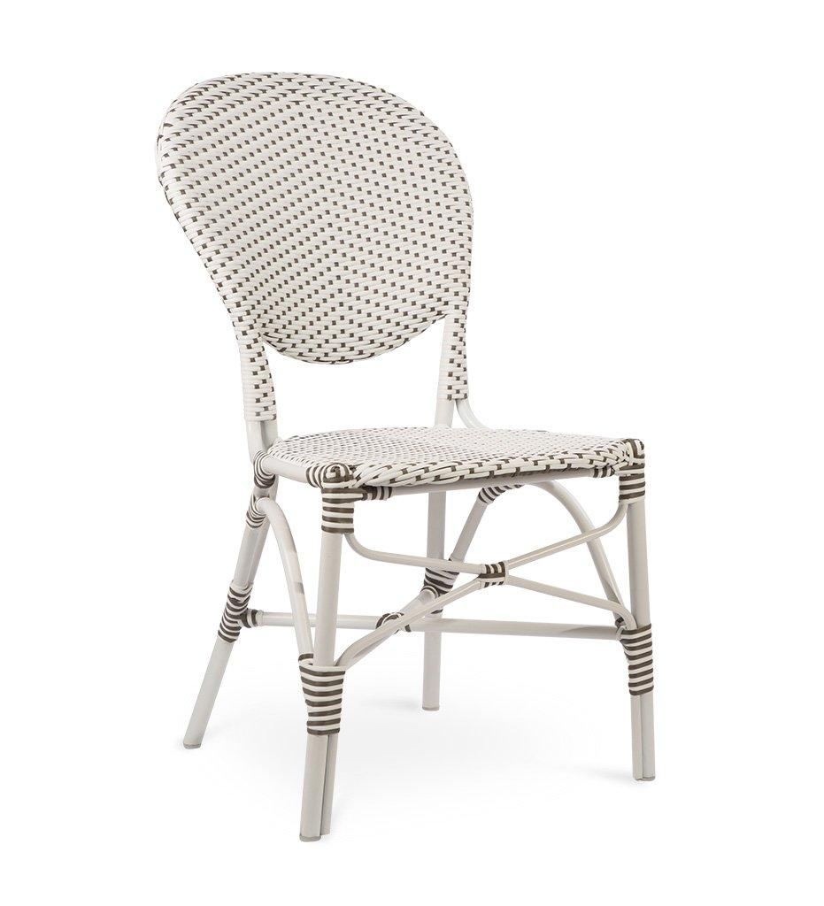 Isabell Side Chair - Alu|Rattan