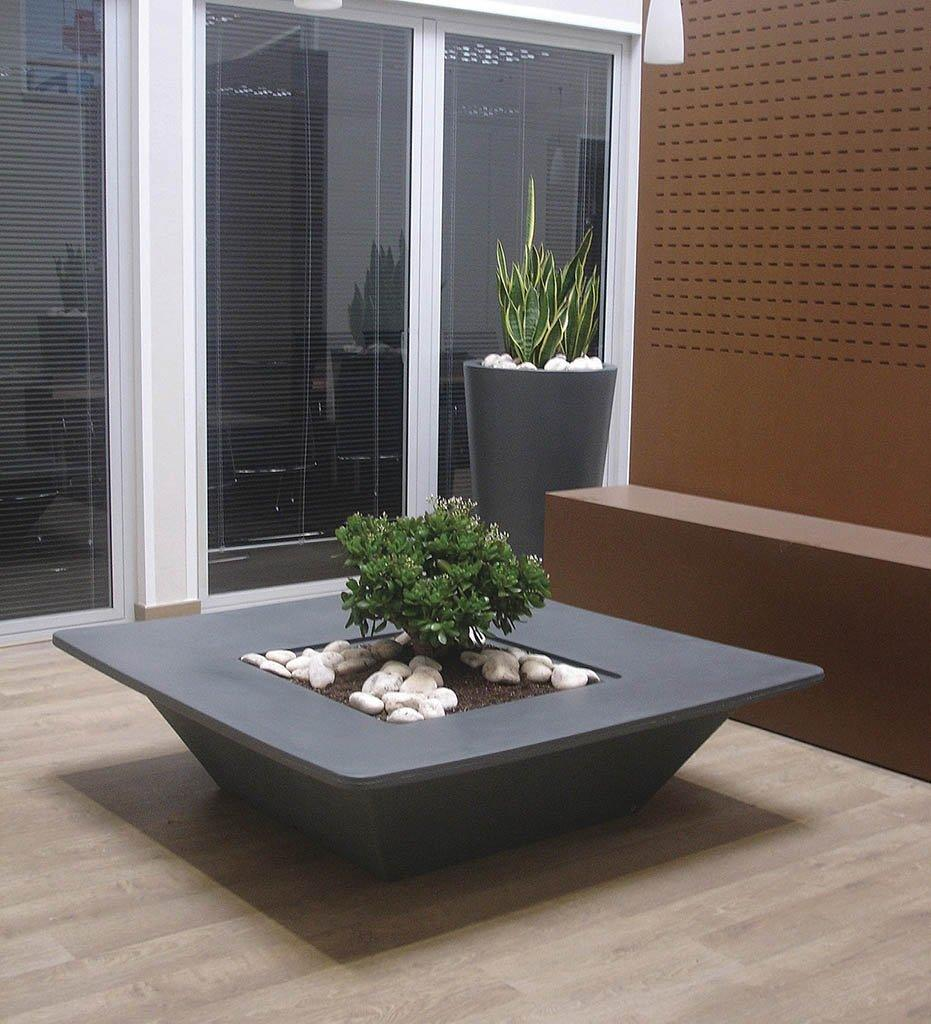 Bench Pot - Medium