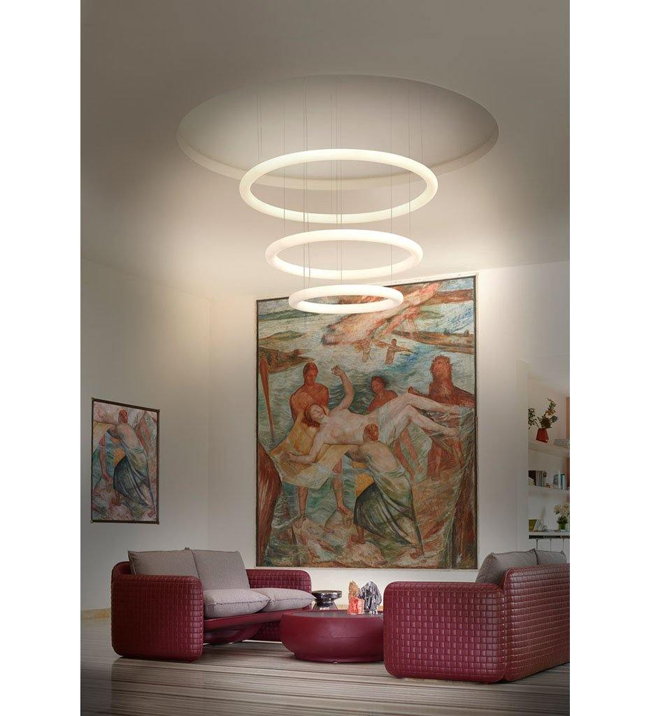 Giotto Chandelier - Three Tier