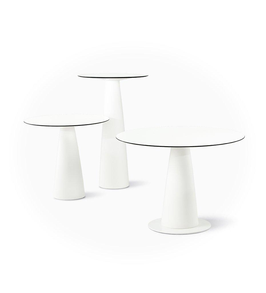Hopla Bar Table - Round Small