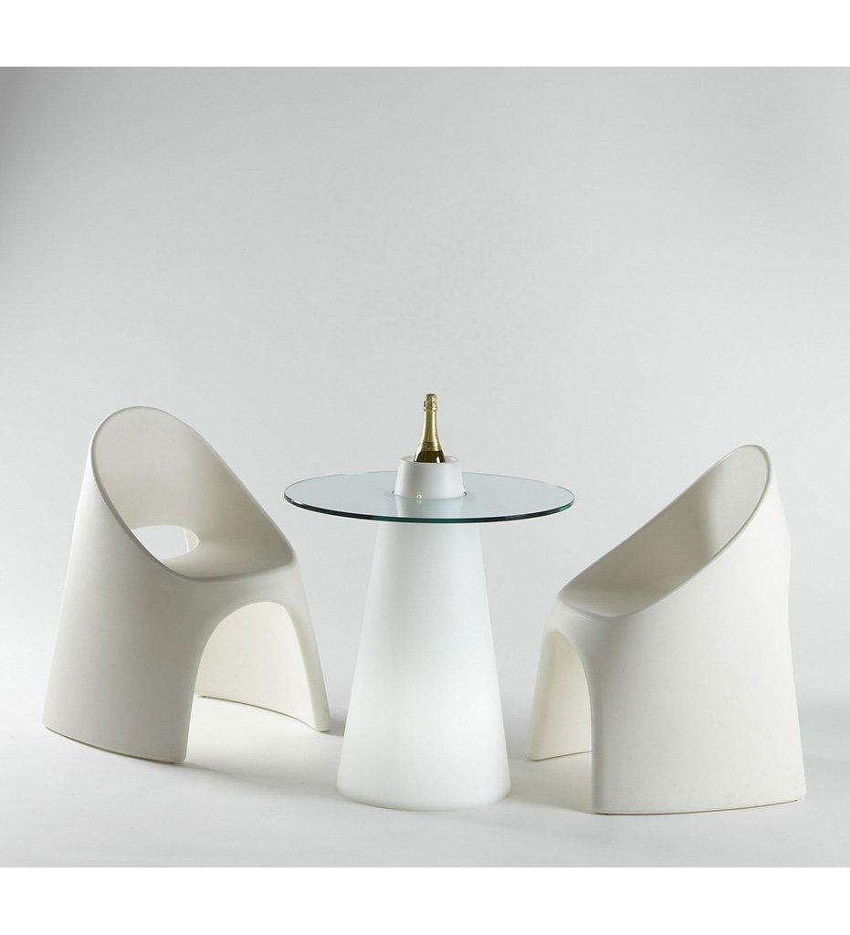 Peak Cocktail Table - Round Medium