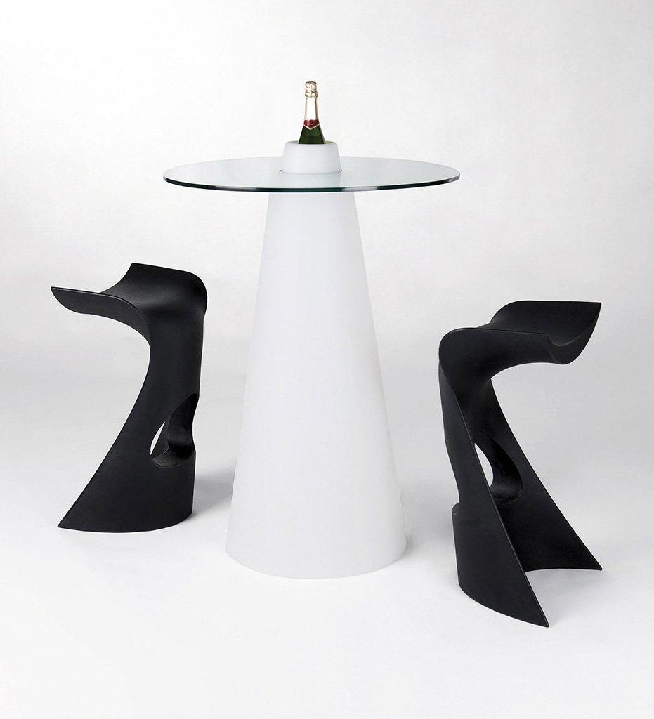 Peak Bar Table - Round Medium