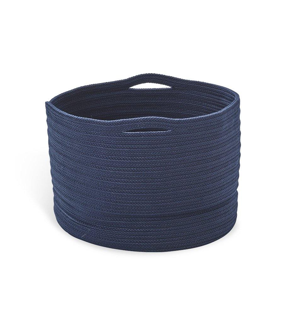 Cane-line Soft Basket Small Blue Outdoor Rope 5123ROBB