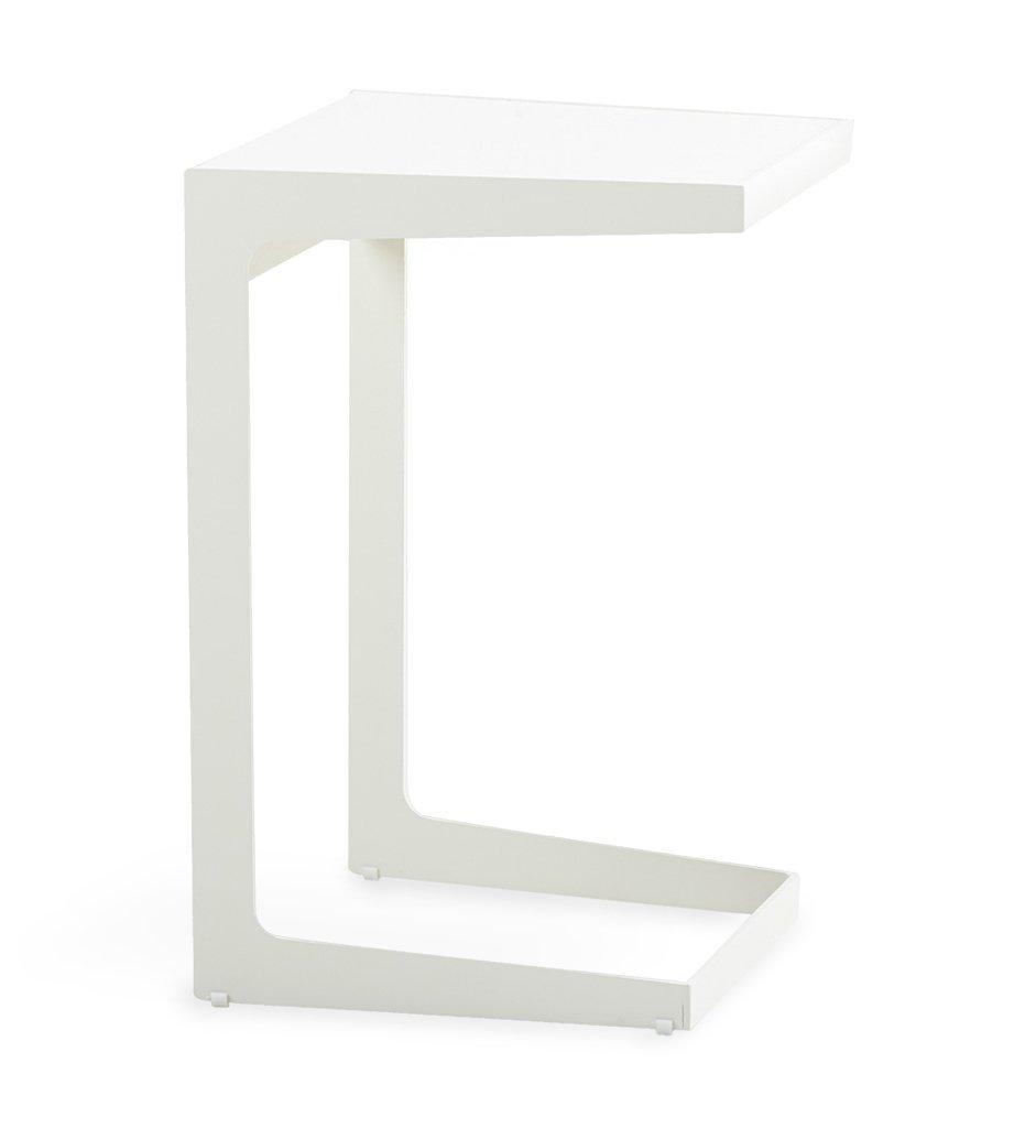 Cane-line Time Out Outdoor Aluminum Side Table 5025AW