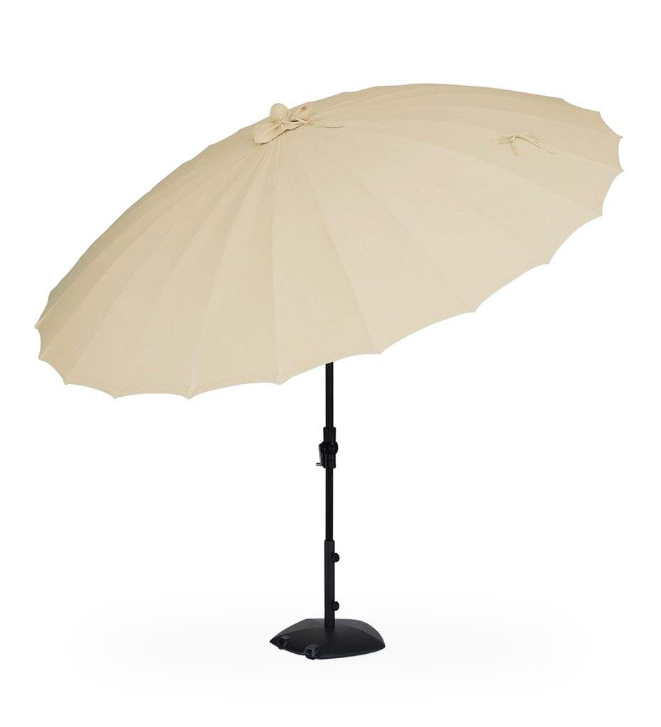 Juniper_House-Treasure_Garden-Shanghai Collar Tilt Round Umbrella