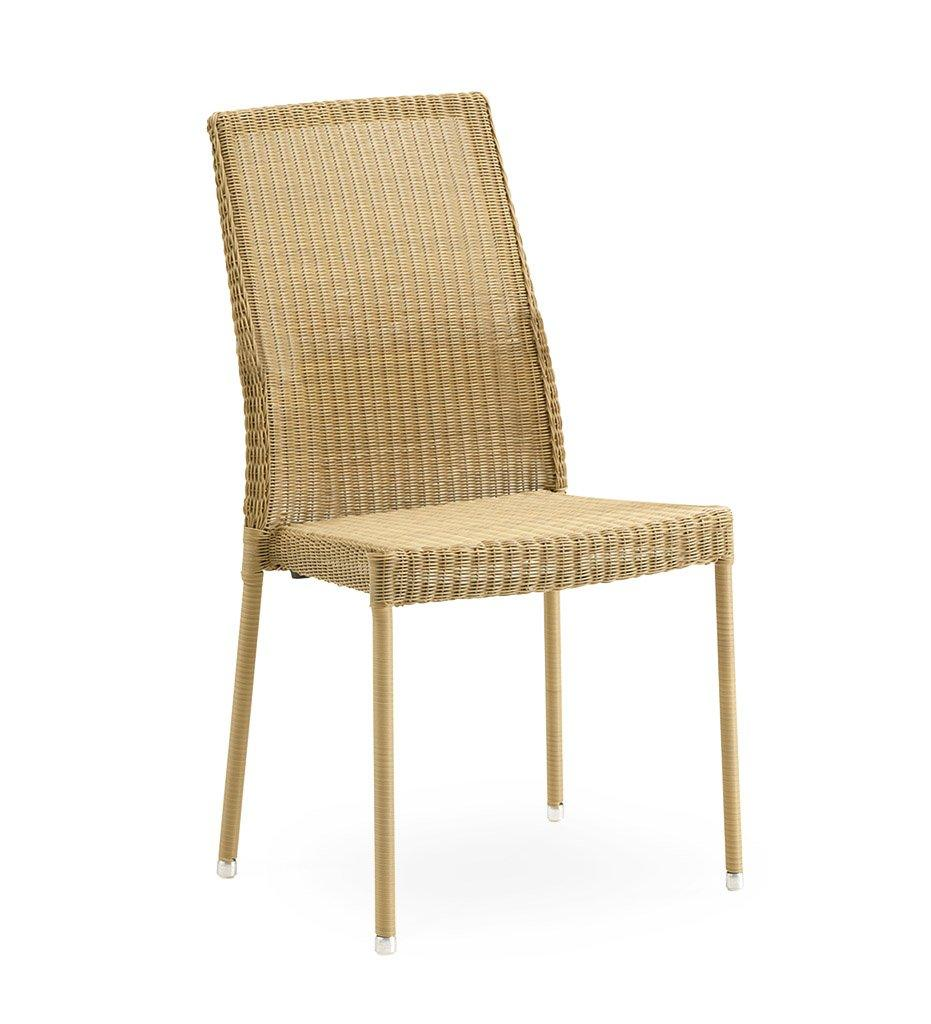 Cane-line Newman Outdoor Natural All-Weather Weave Dining Chair 5436LU
