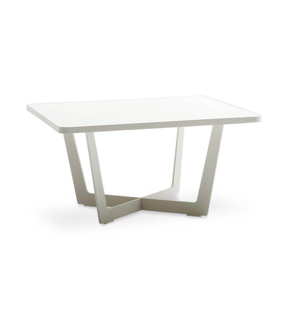 Cane-line Time-Out Coffee Table - Small  White 5021AW