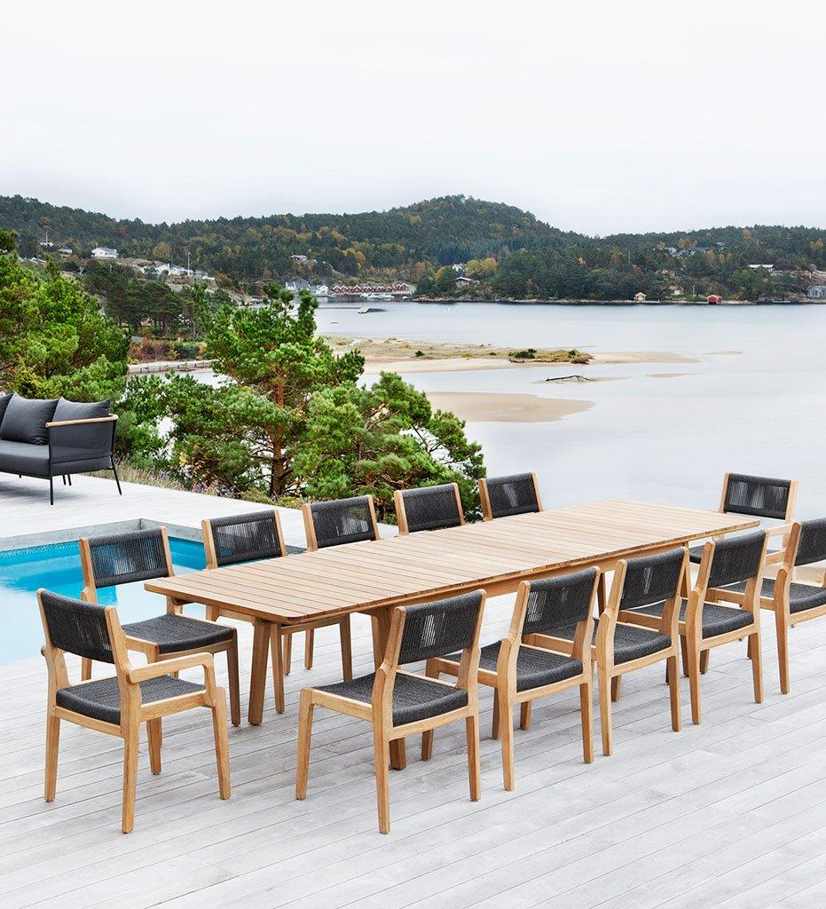 lifestyle, Skagen Dining Table - Extendable