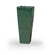 Asian Ceramics Green Extra Tall Square Planter