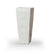 Asian Ceramics White Extra Tall Square Planter
