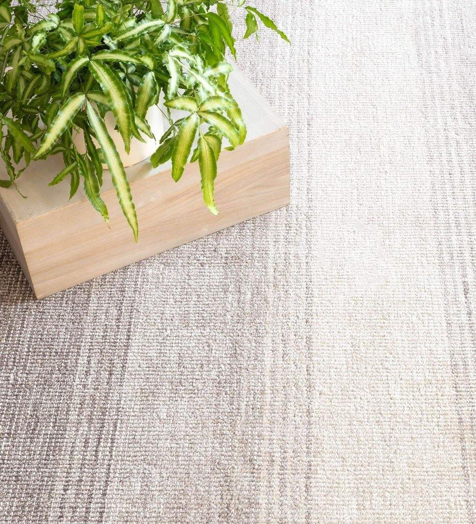 Dash and Albert Pandora Grey Loom Knotted Rug